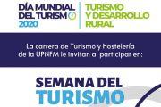 DÍA MUNDIAL DEL TURISMO 2020