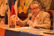 ESCRITOR CHILENO DIEGO MUÑOZ VALENZUELA VISITA LA UPNFM